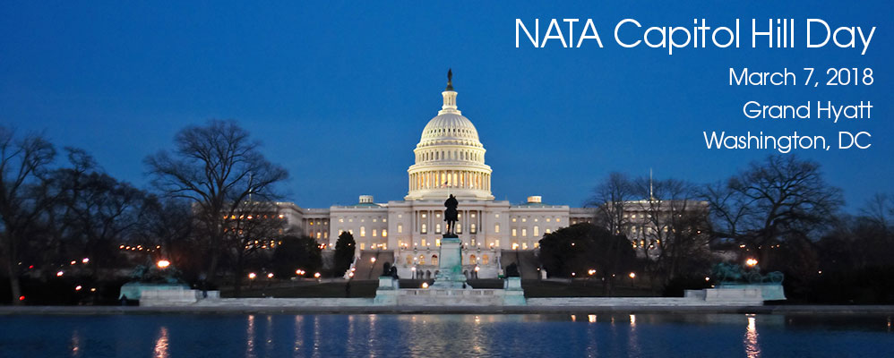 NATA Capitol Hill Day 2018